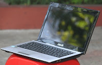 Laptop Gaming 2nd - Asus A43SM