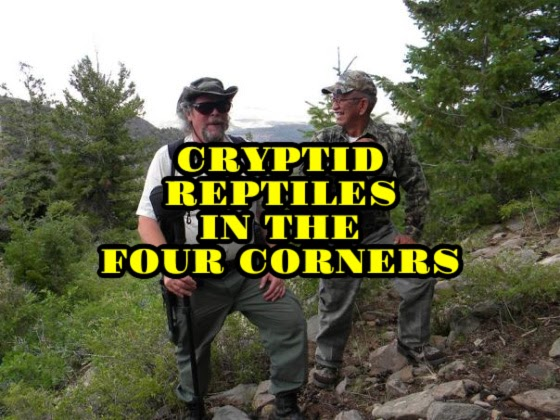 JC Johnson: Cryptid Reptiles in the Four Corners