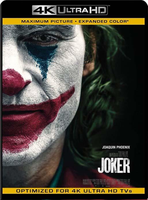 Guasón (Joker) (2019) 4K 2160p UHD [HDR] Latino [GoogleDrive]
