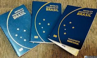 Como renovar passaporte brasileiro