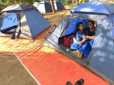 Rusticville camp at lonavala
