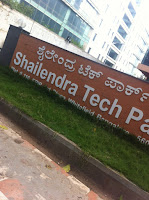 Shailendra Tech Park, Bengaluru, India