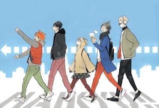 Hellominju.com : ハイキュー!! アニメ 4期 烏野高校1年 | 日向翔陽  |  影山飛雄  |  月島蛍  |  山口忠 | Haikyuu!! KARASUNO High 1st Year | Hello Anime !