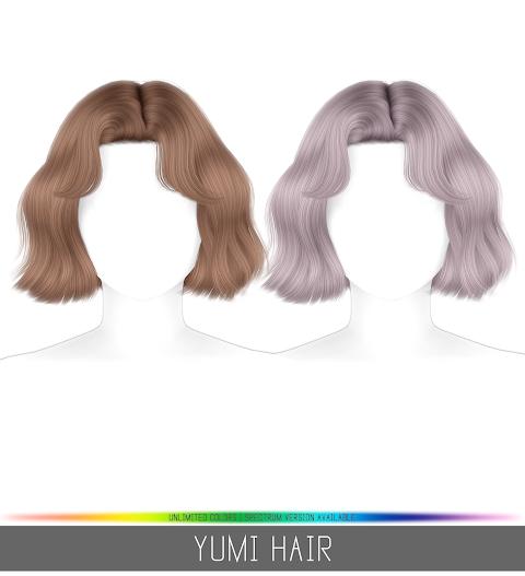 YUMI HAIR (PATREON)