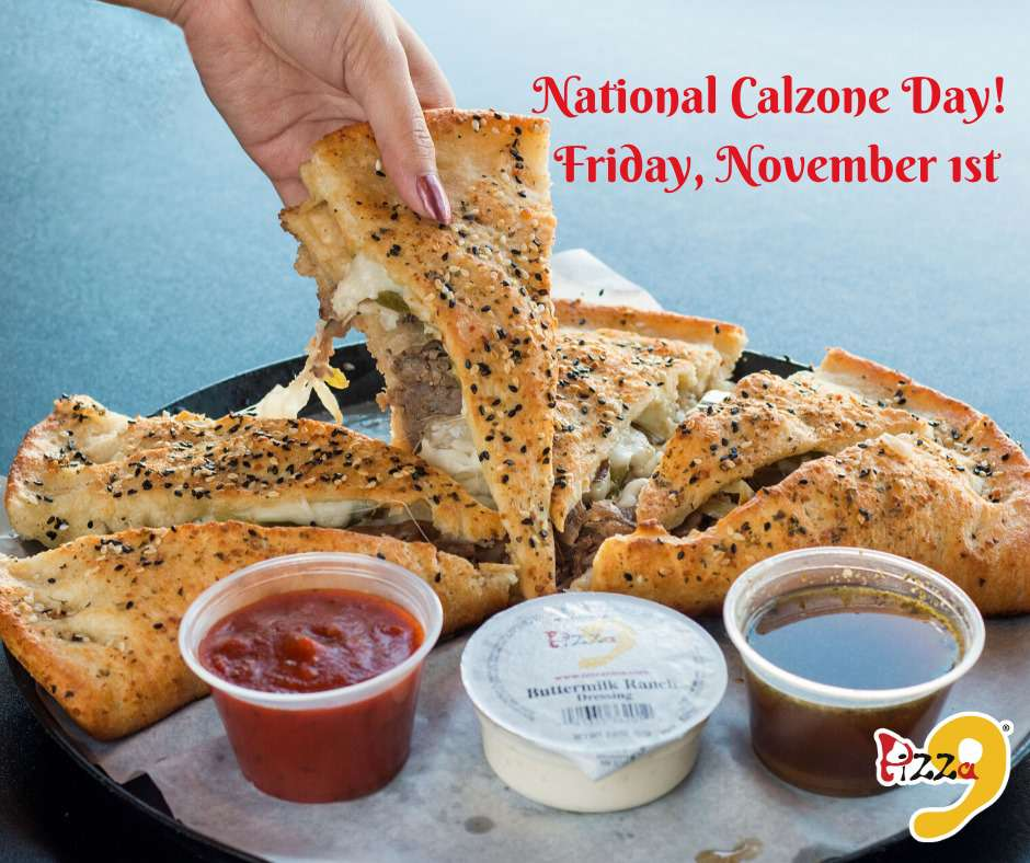 National Calzone Day Wishes Beautiful Image