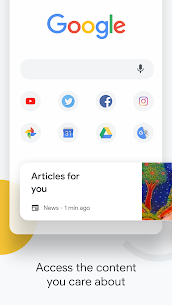 Google Chrome v76.0.3809.132 [Final] APK