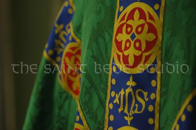 Green vestments