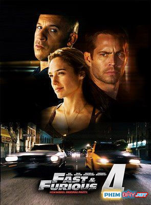 Quá Nhanh Quá Nguy Hiểm 4 - Fast & Furious (2009)