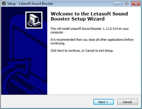Hướng dẫn cài đặt Sound Booster chi tiết bằng hình ảnh b