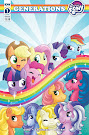 My Little Pony Generations #1 Comic Cover B Variant