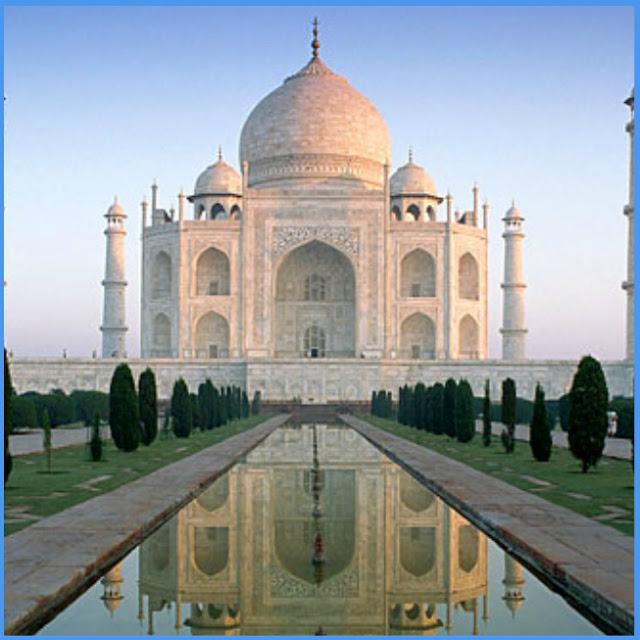 The New 7 Modern Wonders_THE TAJ MAHAL, INDIA