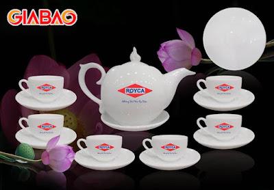Bộ-ấm- trà- in- logo- theo- yêu- cầu
