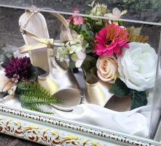 Seserahan Pernikahan Sepatu Heels