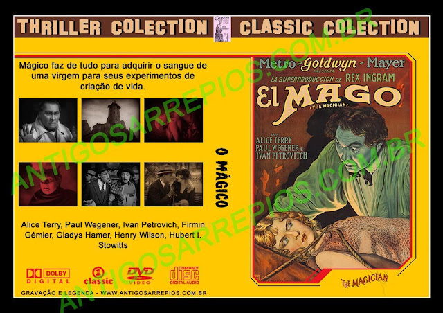 The Magician (1926)