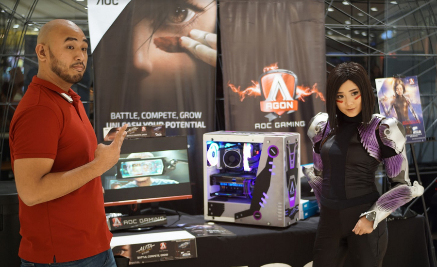 AOC Gaming Monitors, AOC ALITA
