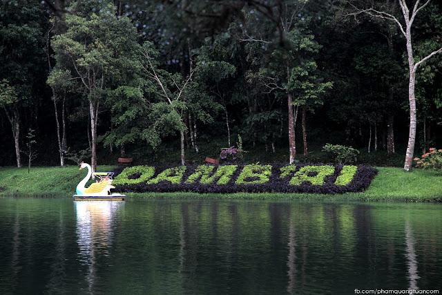 Hồ Nước thác Dambri