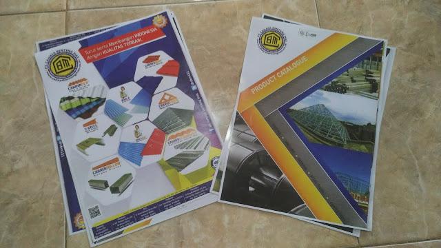 Brosur Produk Katalog