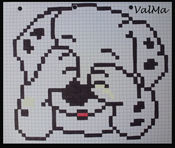Dessin Pixel Animaux Bythati Blogspot Com