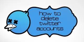 بالفيديو طريقة حذف حساب تويتر نهائيا