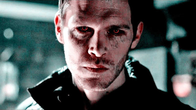 The Vampire diaires Klaus Mikaelson