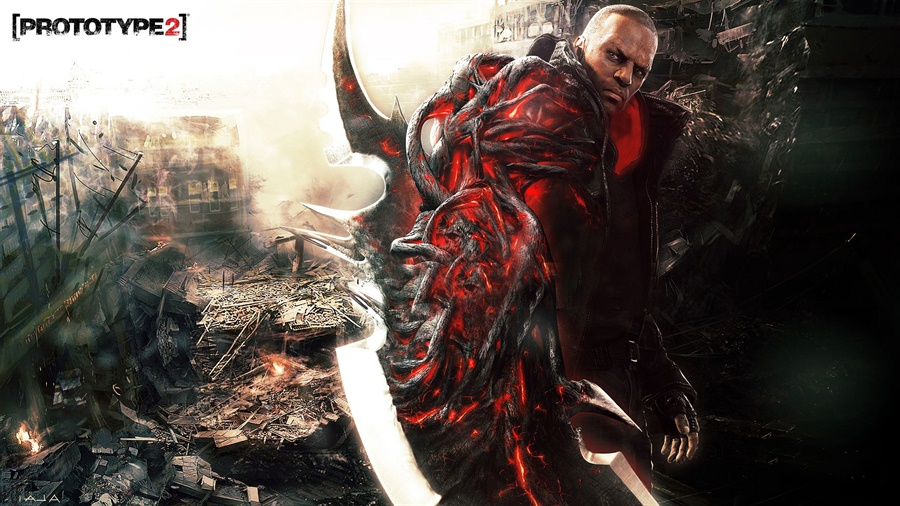 Prototype 2 PC Download Poster