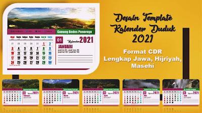 kalender duduk 2021 lengkap jawa hijriyah cdr