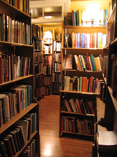 bookstore - Can Authors Acquire Shelf Space by Self Publishing?