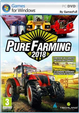 Pure Farming 2018 PC [Full] Español [MEGA]