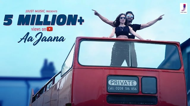 Aa Jaana (आ जाना..) Lyrics in English and Hindi ~ Jackky Bhagnani, Sarah | Darshan Raval, Prakriti