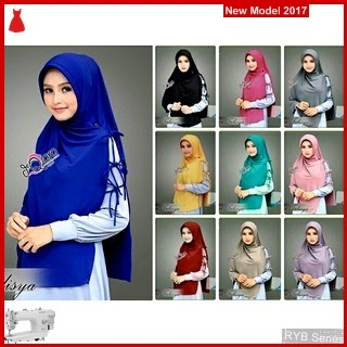 RYB098B Hijab Jilbab Cantik Syria Murah Talisya BMG Online Shop