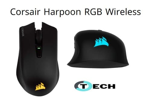 Corsair Harpoon RGB Wireless