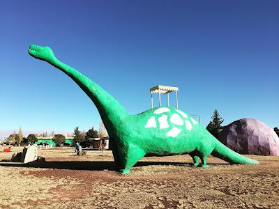 डायनोसोर पार्क दीव, dinosaur Park  diu