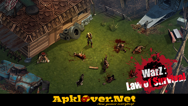 WarZ: Law of Survival MOD APK unlimited money