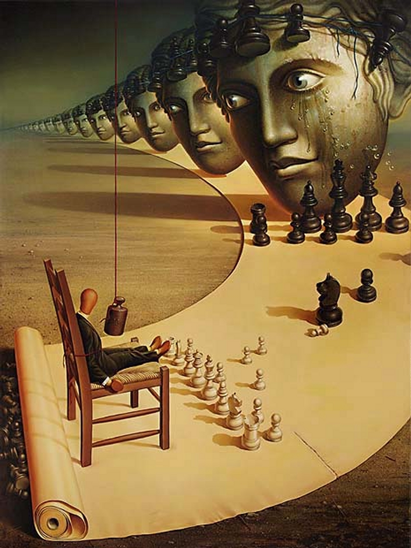 13-With-all-Power-Siegfried-Zademack-Surreal-Oil-Paintings-that-tell-us-a-Story-www-designstack-co