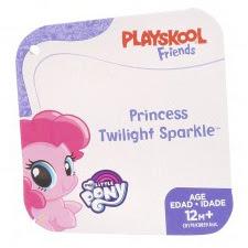 MLP Twilight Sparkle Mini Plush Playskool Figure
