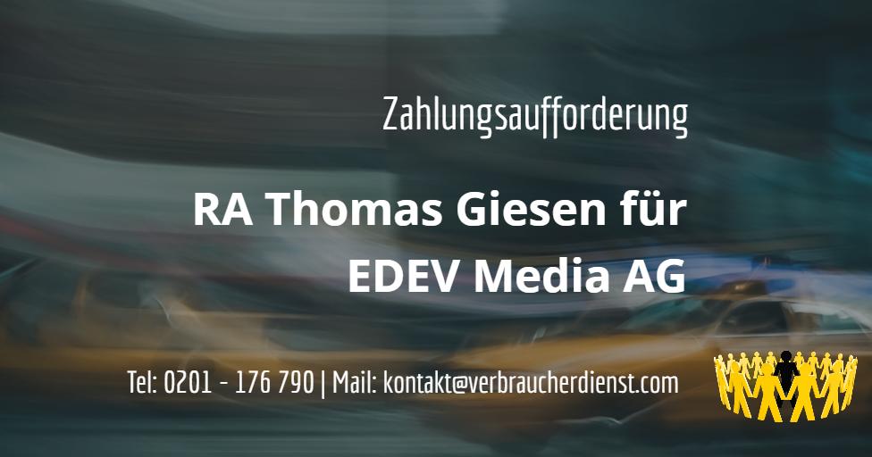 Edev Media Ag