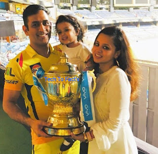 What is the Biography of MS Dhoni?
