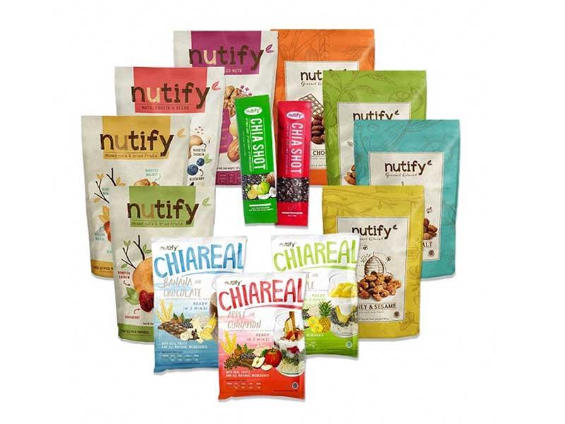 Camilan sehat Nutify