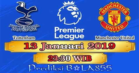 Prediksi Bola855 Tottenham vs Manchester United 13 Januari 2019