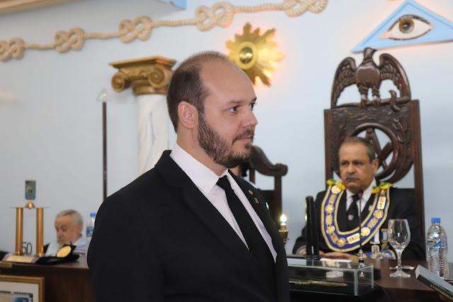 Loja Maçônica em Potirendaba levará nome de Mário Proietti