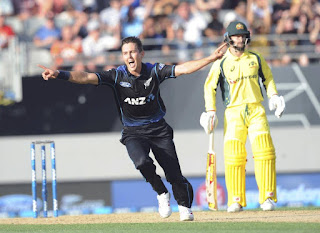 Ross Taylor 107   Trent Boult 6-33 - New Zealand vs Australia 3rd ODI 2017 Highlights
