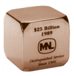 Midland National Life 25 Billion in Force_1989_Paperweight