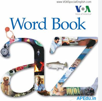 Special English Grammar Wordbook