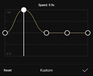 how to do velocity on capcut