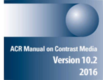 Contrast Manual | American College of Radiology