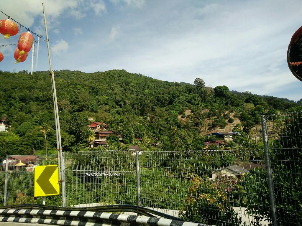 #JJCM Penang : Makan Pasembor Minum Laici Kang di Padang Kota