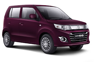 KARIMUN WAGON R GS BURGUNDY RED