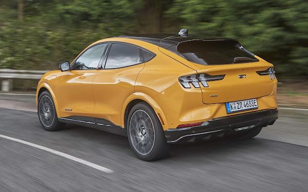 Ford Mustang Mach-E GT: preço na Europa começa em € 72.900 euros