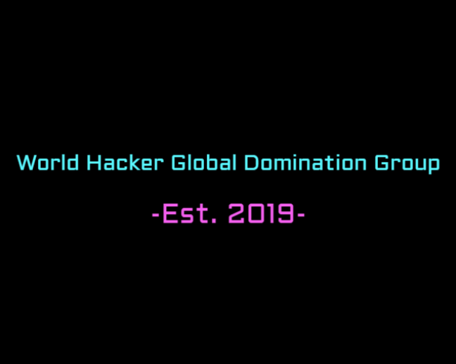 World Hacker Global Domination Group (WHGDG) Dark Web Onion