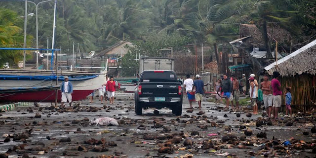YOLANDA VICTIMS TO DSWD: TO PROBE HOUSING AID FUNDS